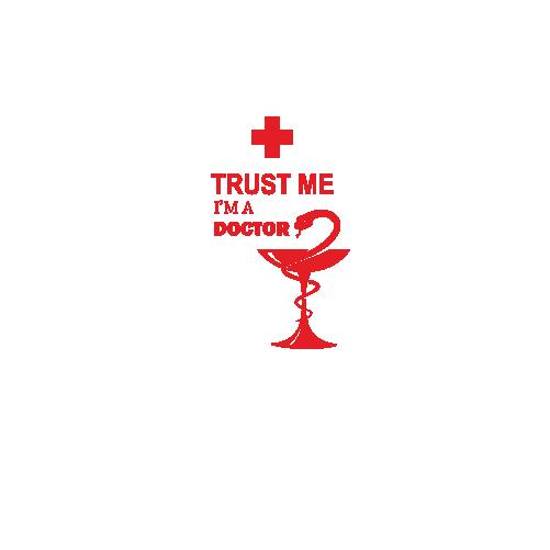 Дитяча футболка Trust me d58e913f6e5c8
