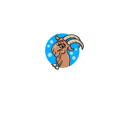 Дитячий боді з козою і написом З Новим роком!. Ціна 880d6bf841523