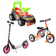 Дитячий транспорт і аксесуари