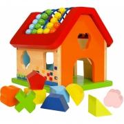Развивающие игрушки, карточки, пазлы