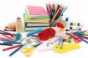 Шкільне приладдя, меблі і Творчість
