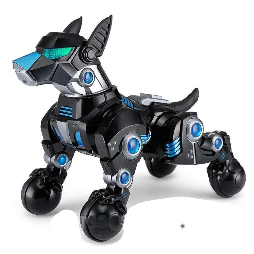 какой-то картинки про робота собаку отличное
