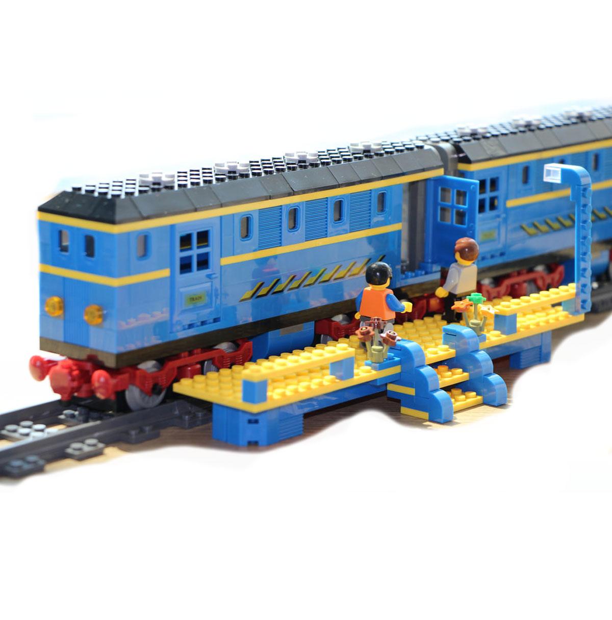 Конструктор поезд купить в украине