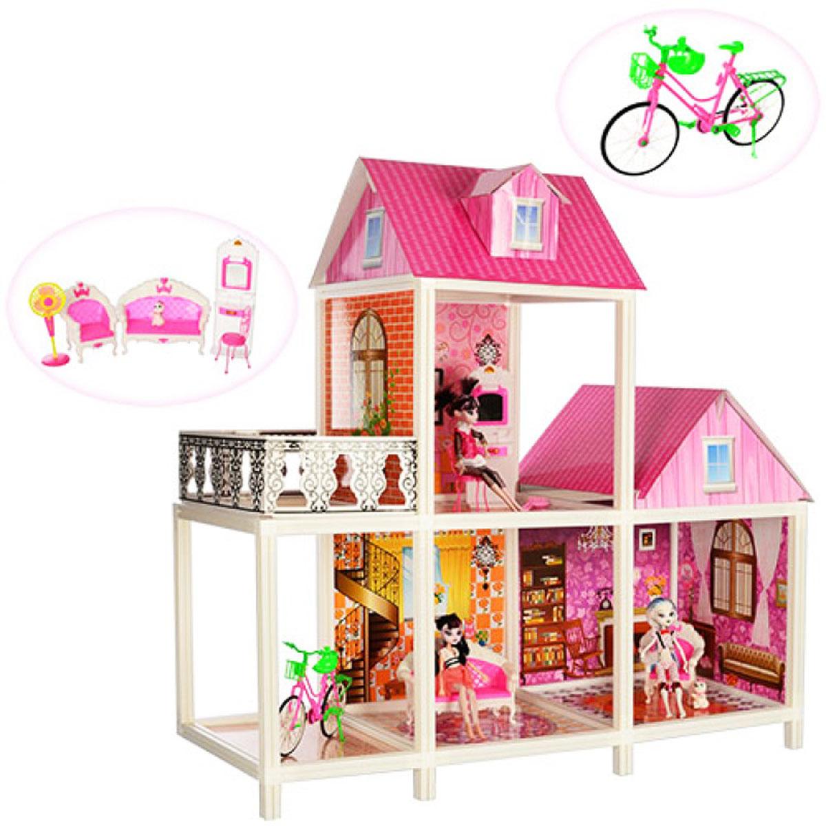 Кукольный дом монстер хай