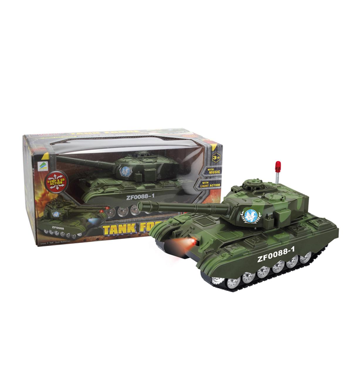 Игрушечный танк на батарейках. Цена, купить Игрушечный ...