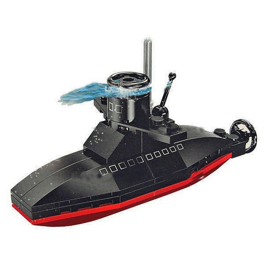 купить аналог лего подводная лодка