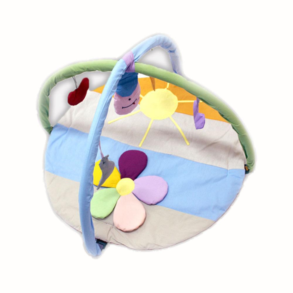Сшить дуги развивающий коврик