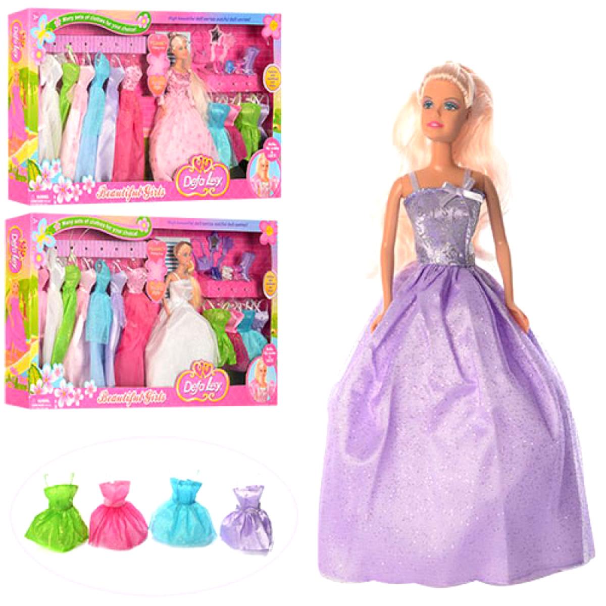 1e579920ba3ea0 Лялька Defa з одягом і аксесуарами. Ціна, купити Лялька Defa з ...