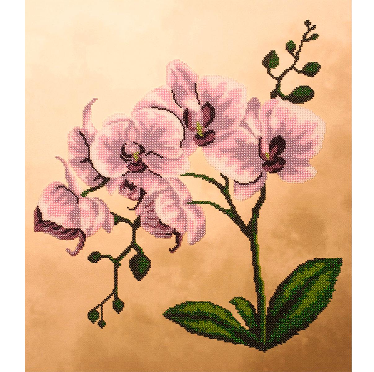Скачать схему - Цветы, флора 37
