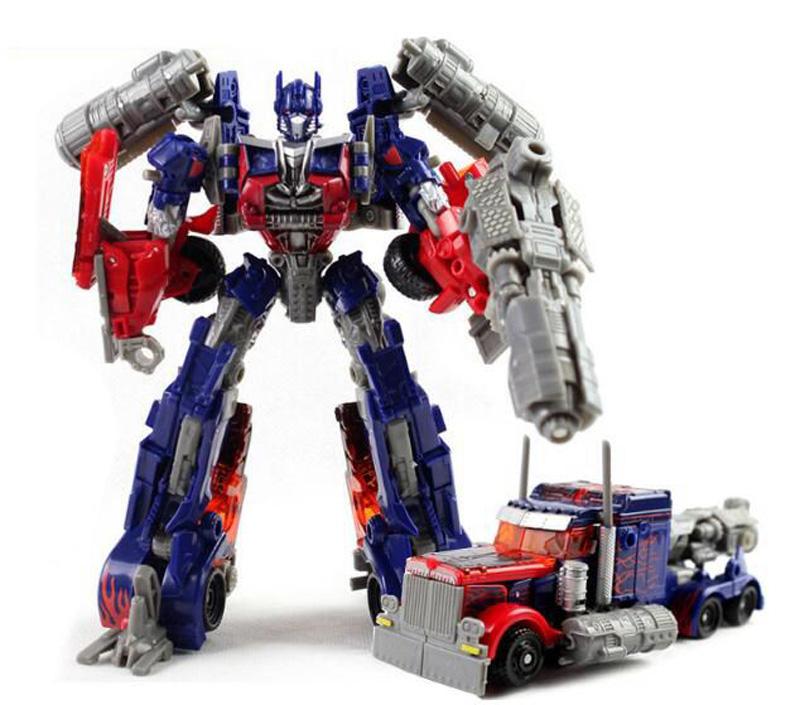 Робот трансформер Оптимус Прайм. Цена, купить Робот ...