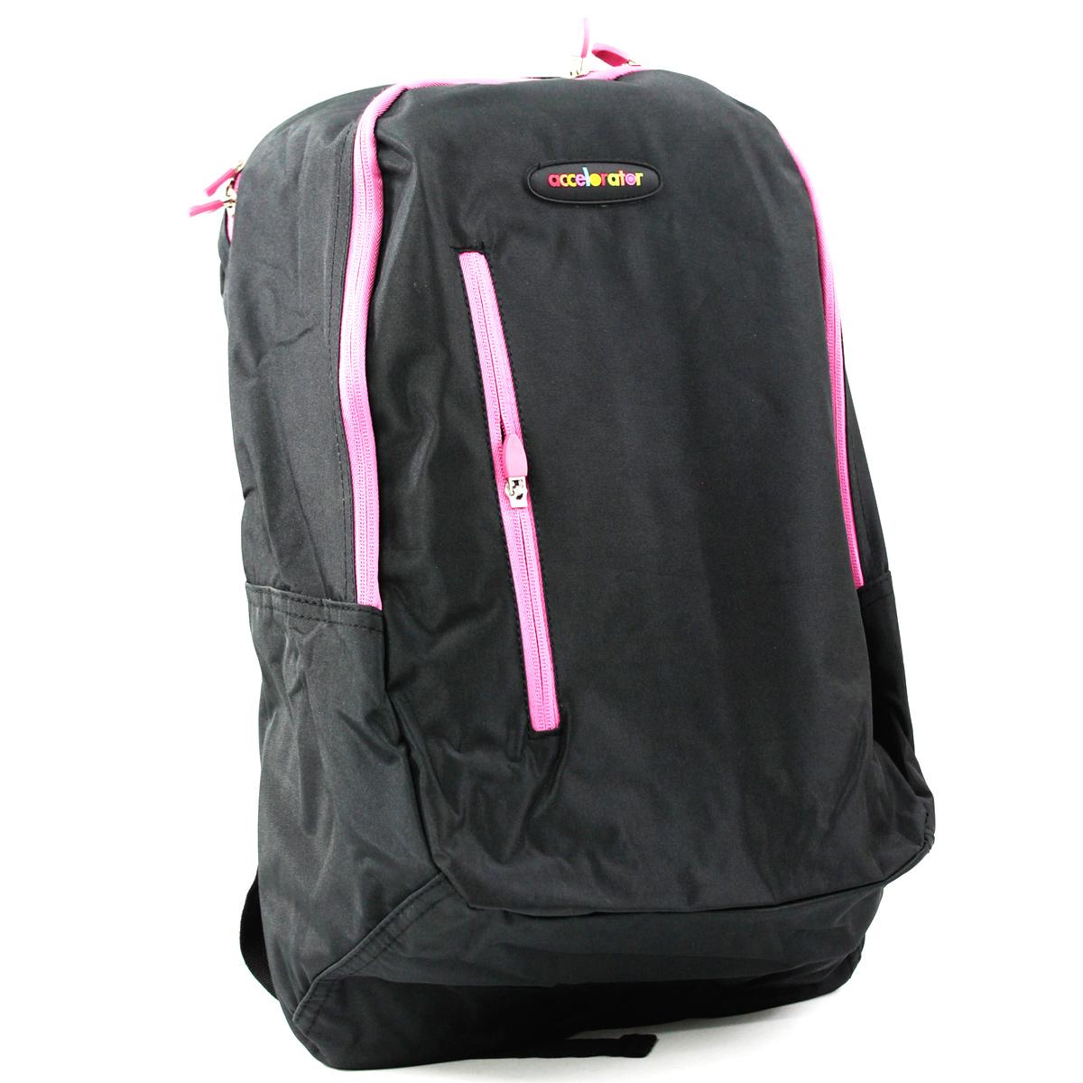 Рюкзак с розовыми молниями. Цена, купить Рюкзак с розовыми ...