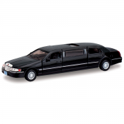 Машинка Kinsmart Lincoln Car Stretch Limousine 1999