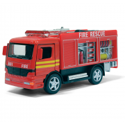 Пожарная машина Kinsmart Rescue Fire Engine
