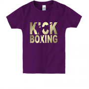 Дитяча футболка Kick boxing