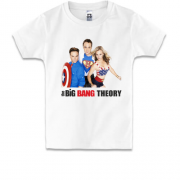 Дитяча футболка The Big Bang Theory Team