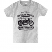 Дитяча футболка Chopper Club