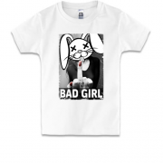 Дитяча футболка Swag Bad girl