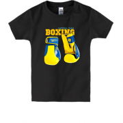 Дитяча футболка Boxing National Team Ukraine