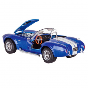 "Машина коллекционная Welly ""SHELBY COBRA 427 SC 1965"""