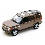 "Машина металлическая ""WELLY"" 1:24 LAND ROVER DISCOVERY 4"