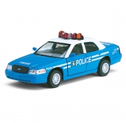 Копія машини Ford Crown Victoria Police Interceptor (Blue)