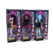 Кукла MONSTER HIGH три вида