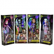 "Кукла из серии ""Monster High"" 4 вида"