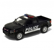 Машинка Kinsmart 2013 Ford F150 SVT Raptor SuperCrew (Police)