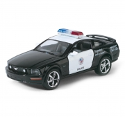 "Машинка Kinsmart ""2006 Ford Mustang GT (Police)"""