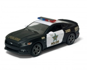 "Машинка Kinsmart ""2015 Ford Mustang GT"" Police"
