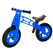 Велобег для детей  Cross bike синий