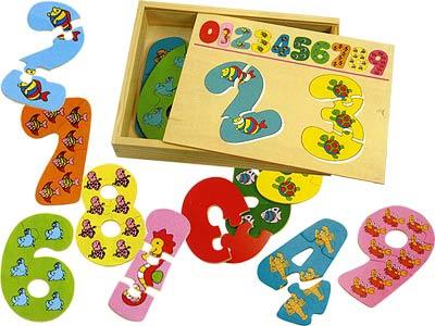 Развивающие игрушки, карточки и пазлы – высокоэффективный инструментарий быстрого развития вашего ребенка