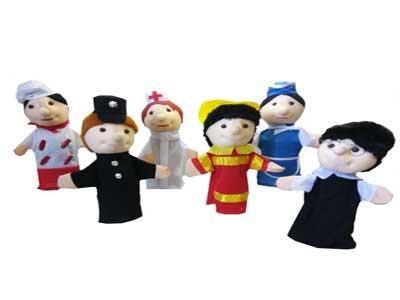 Волшебный мир сказки в детском кукольном театре