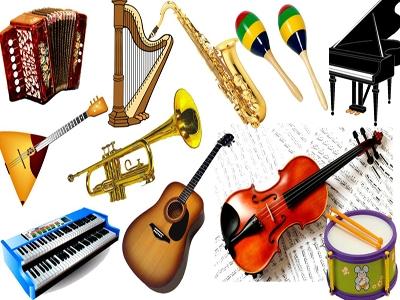 Детские музыкальные инструменты – польза и удовольствие