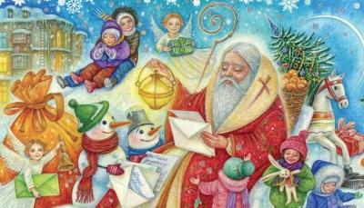 Выбираем подарок на День Святого Николая